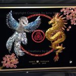 116-DRAGON-PHOENIX-CIRCLE-CHERRY-BLOSSOM-FAMILY-CREST