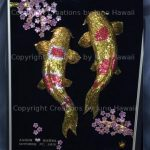 075-DOUBLE-KOI-UPSTREAM-CHERRY-BLOSSOM