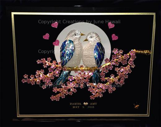 1001 cranes - Kotobuki / longevity (beautiful! @Peggy Kamon-Mato ... | 410x520